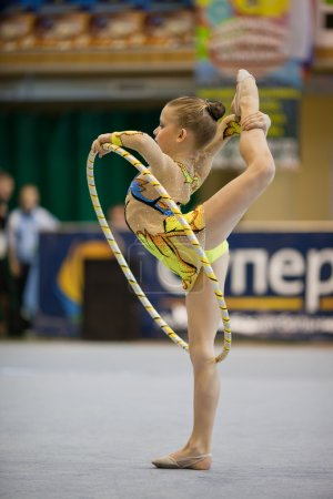Gymnastics open tournament