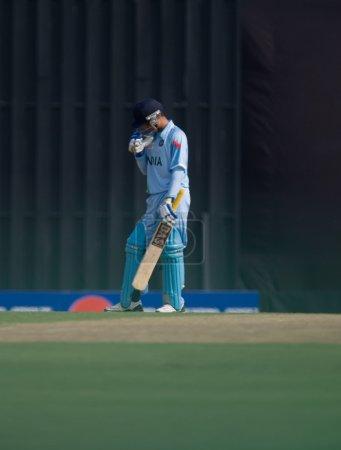 Cricket batsman
