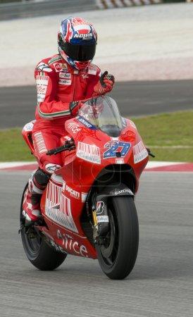 2009 Дукати Мальборо Yamaha В MotoGP В
