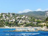 Costa brava krajina, lloret de mar, Katalánsko, Španělsko