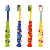 Kid toothbrushes