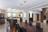 Grand design - Kitchen and dining room