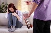 Alkoholos probléma család