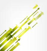 Arrows vector background Eps 10