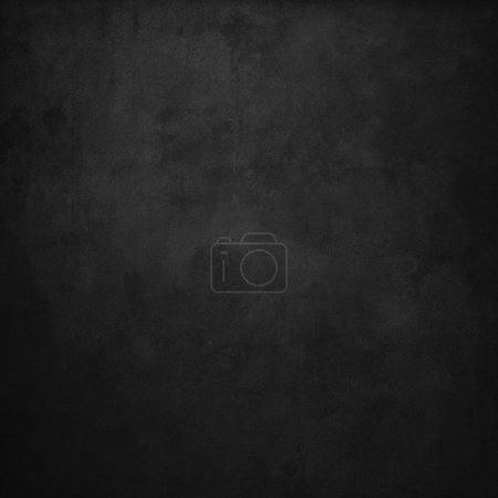 Photo for Black textured background - Royalty Free Image