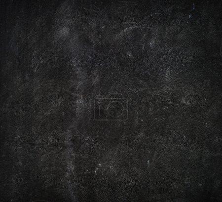Photo pour Fond texturé noir - image libre de droit
