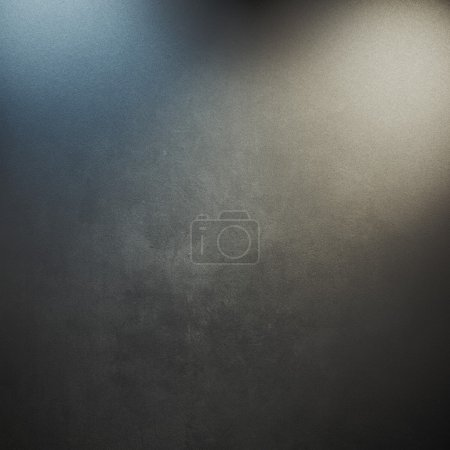 Photo for Abstract black background, old black vignette border frame white gray background, vintage grunge background texture design - Royalty Free Image