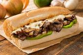 Steak und Käse sub