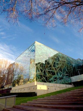 Australian federation, Melbourne