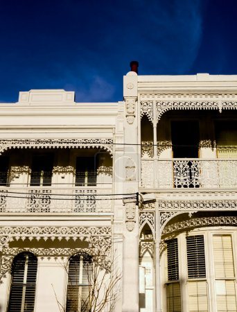 victorian town houses in melbourne