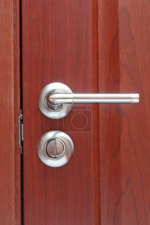 Lock and door handle