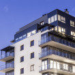 Modern, Luxury Apartment Building...