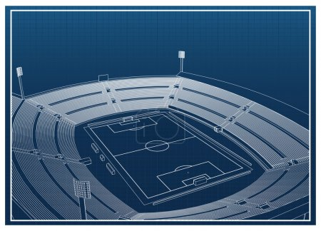 Soccer - Football Stadium