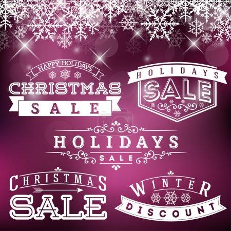 Holidays Sale
