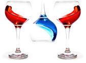 Koktejl poháry