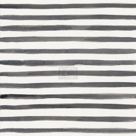 Watercolor striped background