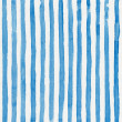 Watercolor striped background with vertical blue s...