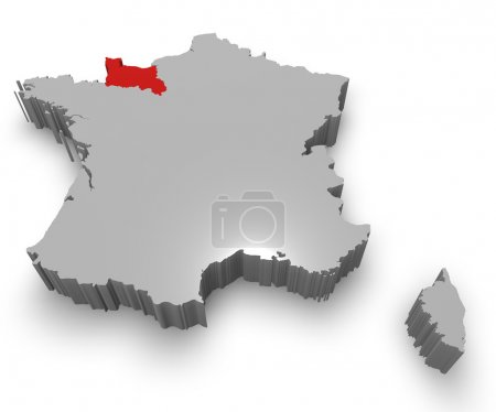 Lower Normandy administrative region