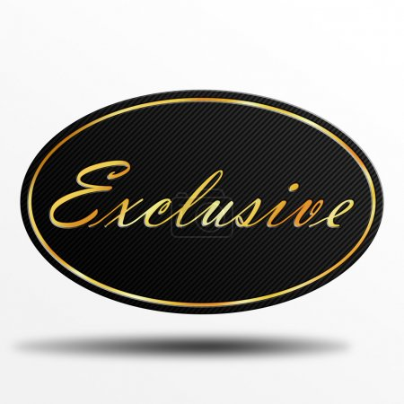 exclusive label