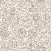 Stylish floral seamless pattern in vector Seamless pattern can be used for wallpaper pattern fills web page backgrounds surface textures Gorgeous seamless floral background
