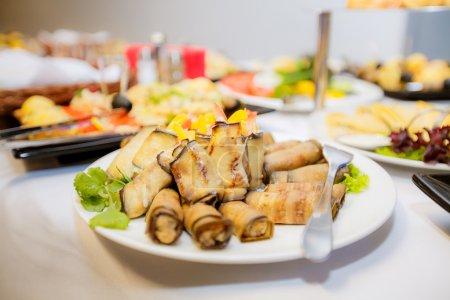 Banquet snacks
