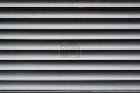 Dirty ventilation shaft close-up