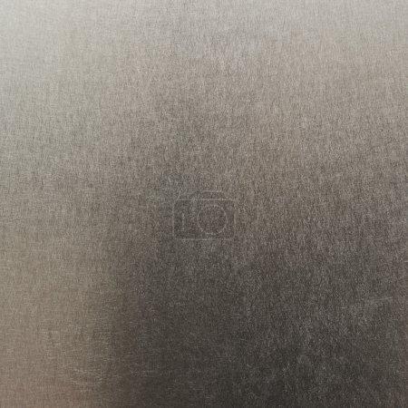 Polished steel metal