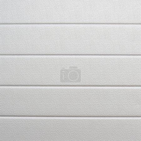 couverture de revêtement de mur en plastique blanc
