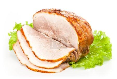 Cold boiled pork