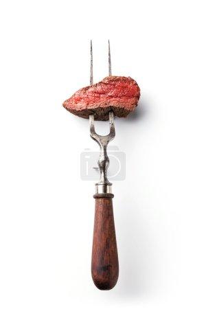 Piece of beef steak