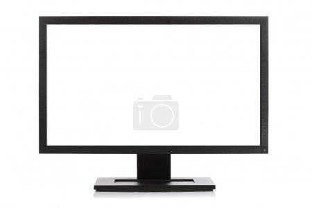 Widescreen computer monitor or television