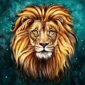 Král Lev aslan