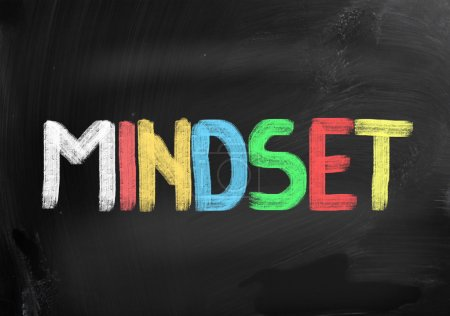 Photo for Mindset Concept - Royalty Free Image