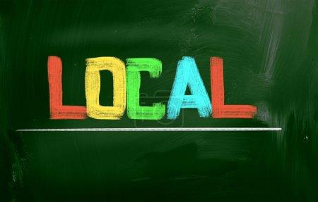 Concepto local