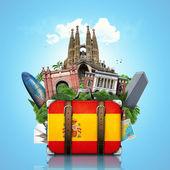 Spanien Sehenswürdigkeiten Madrid und Barcelona, Reisen