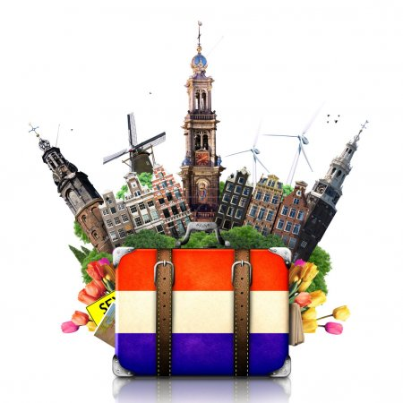 Holland, Amsterdam landmarks, travel