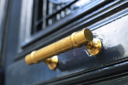 Door handle, vintage
