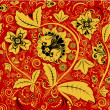 Hohloma floral pattern...