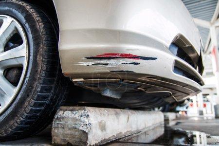 collision car