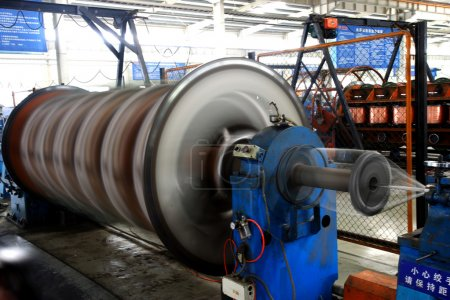 Chongqing-line machine wire and cable