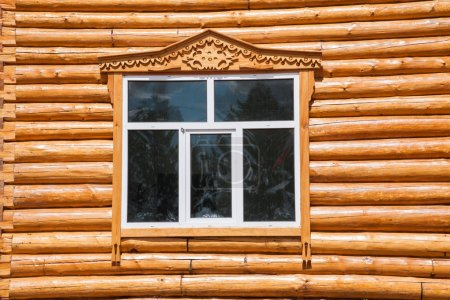 Inner Mongolia Hulunbeier amount Ergunaen and the town chic farmhouse chalet doors and windows