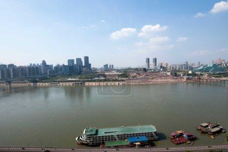Jiangbei District, Chongqing Jialing River Construction Jiangbei Tsui