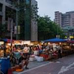 Datong District, Taipei, Taiwan, Ningxia Night Mar...