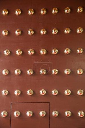 Zhongzheng District, Taipei, Taiwan, Chiang Kai-shek Memorial Hall doors