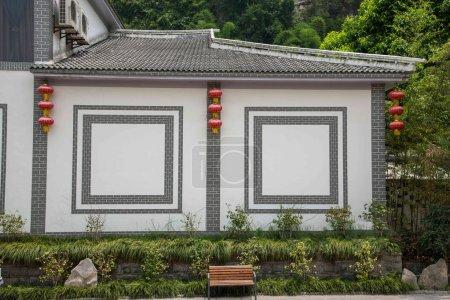 "Banan District, East Riverside Springs Resort & Spa five cloth tourist district of Chongqing, ""Chongqing Oriental folk Spa Hotel"""
