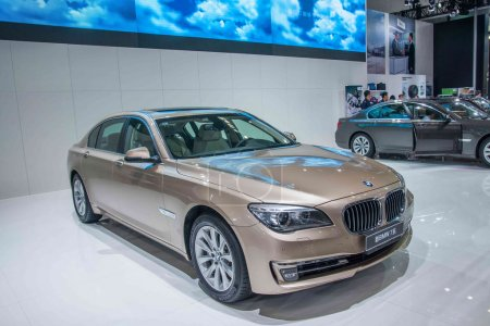 Chongqing Auto Show BMW series automotive products