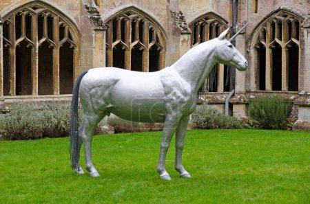 Statue of Unicorn