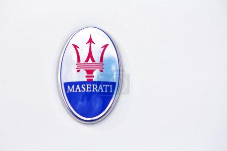 Sportcar maserati Original photo