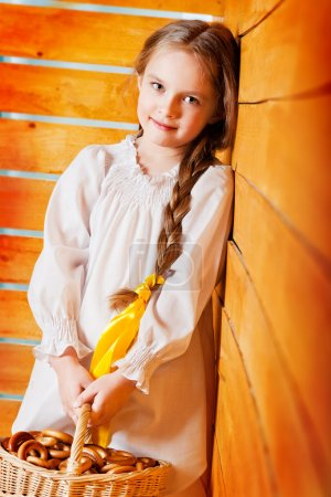 Photo for Portrait of beautiful girl - Royalty Free Image