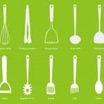 Icon Set - Kitchen Tools...
